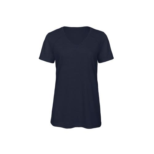 Футболка женская Blondie Slub/women, стильный синий/chic navy, размер M, арт. 7645-23 - вид 1 из 2