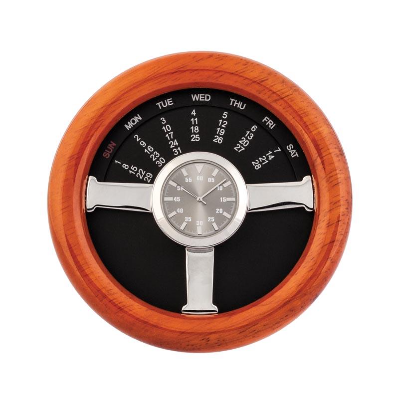 Часы-руль с календарем