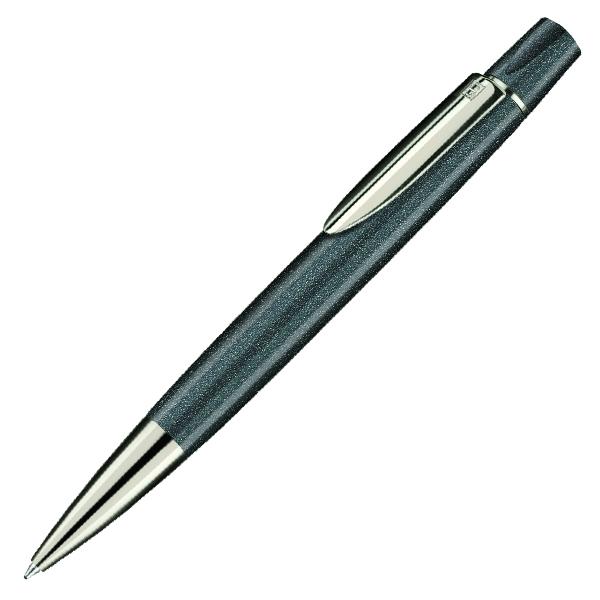 Ручка @tract Metal шариковая Цвет красный Цвет темно-серый