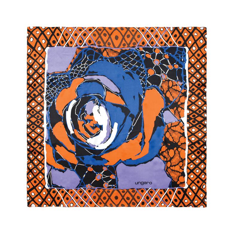Платок шейный Rosa