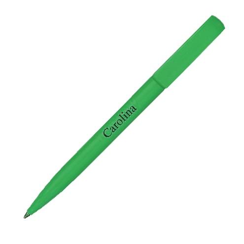 Ручка шариковая CAROLINA, светло-зеленая#