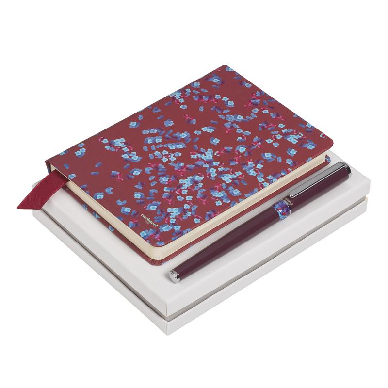 Набор (записная книжка, ручка роллер)