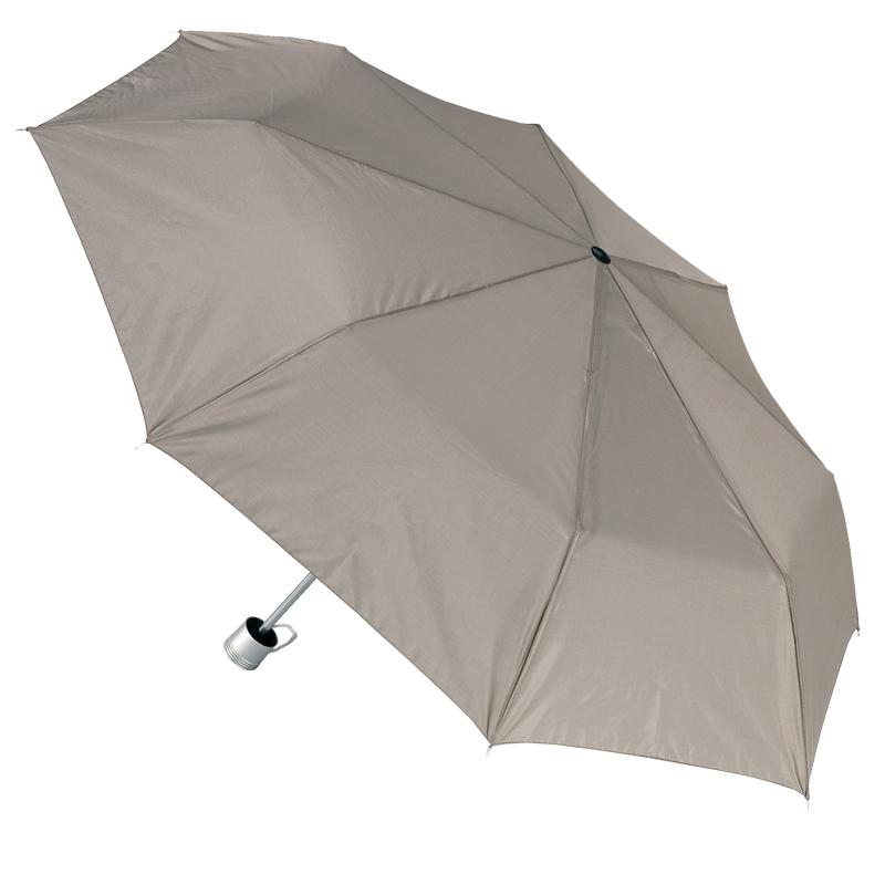Зонт складной в алюминиевом футляре