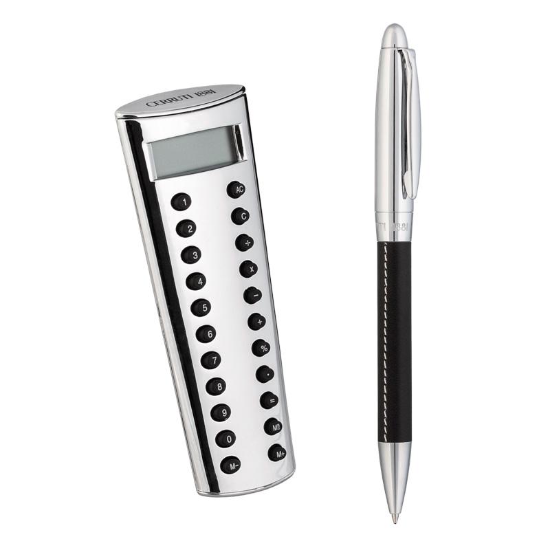 Набор (ручка, калькулятор)