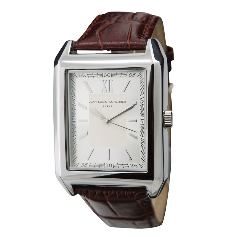 Часы наручные Bourgogne white Цвет серебристый