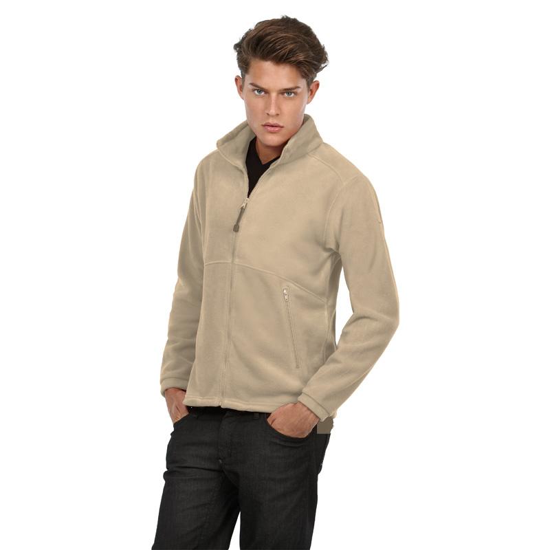 Куртка флисовая Icewalker+ Цвет кремовый Размер XXL