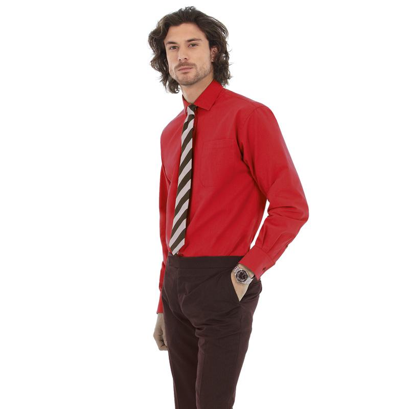 Рубашка мужская с длинным рукавом Heritage LSL/men