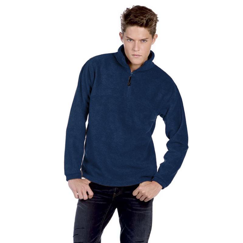 Куртка мужская флисовая Highlander+ Цвет графит Размер L Цвет красный Размер L Цвет темно-синий Размер XL