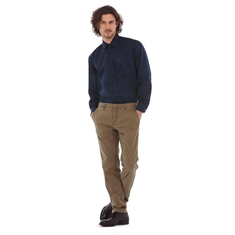 Рубашка мужская с длинным рукавом Sharp LSL/men