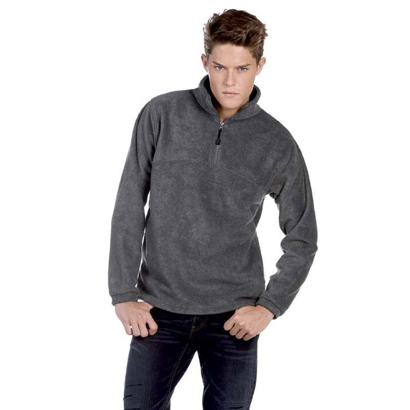Куртка мужская флисовая Highlander+ Цвет графит Размер L