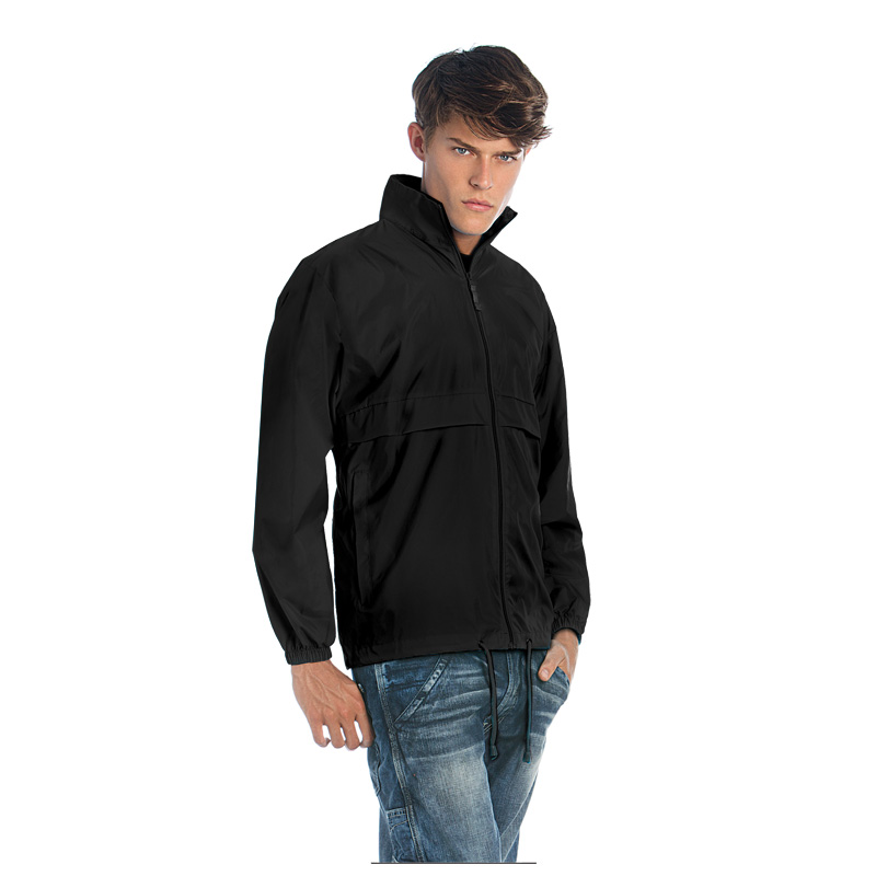 Ветровка Sirocco Цвет черный Размер S