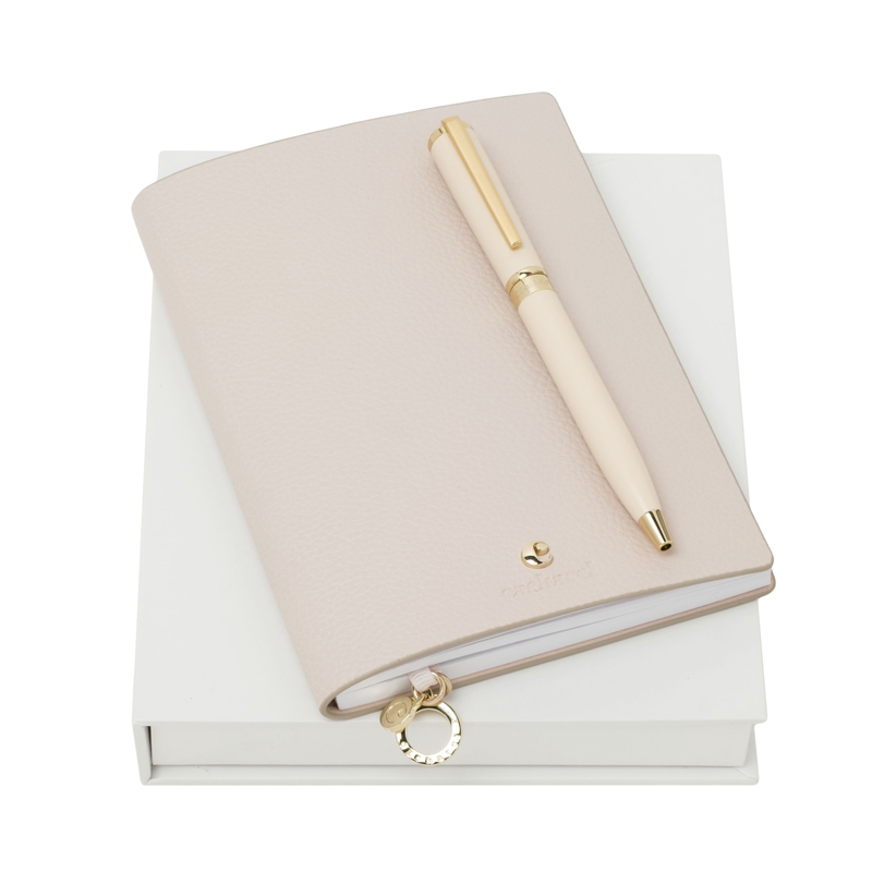 Набор (записная книжка А6, ручка шариковая) Цвет