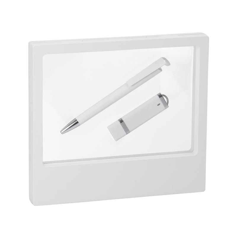 Набор подарочный  ручка и флеш-карта